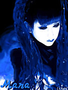 MALICE時代のMana様 -血と薔薇-