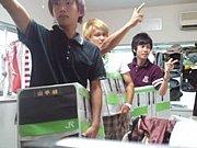 2010 総合夏合宿 緑組