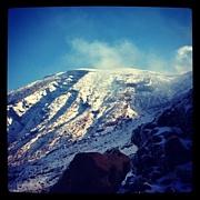 九州(西日本)で雪山登山
