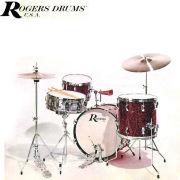 ロジャースドラムを愛してます