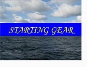 STARTING GEAR
