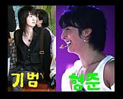 キム兄弟★ヒョンジュン・キボム