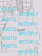 ACOSTIC BUTTERFLY