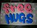 FREE HUGS in岡山