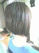 髪の毛のお話。