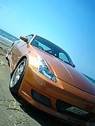 FAIRLADY Z 33-Sunset Orange-