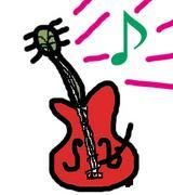 ギター弾けるよ。ヘタだけど。