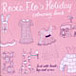 Rosie Flo's colouring books