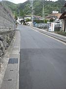 京都橘の前の坂がつらすぎる