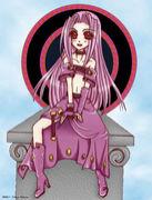 テスタメントは『姫』だよね!?
