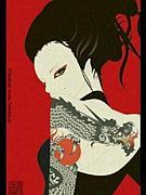 刺青(タトゥー)好きあつまれ