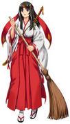 武者巫女 トモエ
