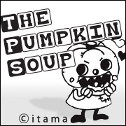 ☆the pumpkin soup☆