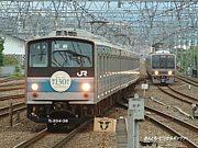 ♪電車の併走・交差に萌え♪