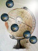 世界を旅したい ☆☆☆☆!!!