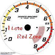 高回転主義 I Love Red-Zone