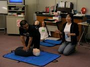 皆が救急士 小児救急 AED