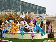 ディズニー☆平日インし隊
