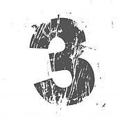 好きな数字は「3」