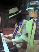 マイケル・ジャクソン・ピアノ部