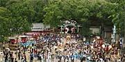 日和佐八幡神社秋祭り 太鼓台