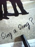 sing a song?