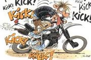 ��kick!�ۥ��å���ư��kick!��