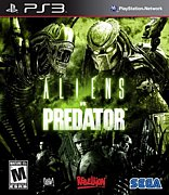 【PS3】ALIENS vs PREDATOR