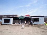 海の家@Highagain(逗子海岸)
