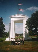江東区カナダ短期留学生第16期生