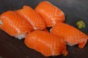 寿司ネタはサーモンが好き