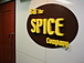 Bar The SPICE Companyの広場
