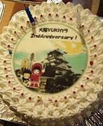 2010YUKIライブ関西より遠征