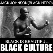 BLACK IS BEAUTIFUL - 黒人文化