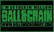 ★BALL&CHAIN★ -SUBLIME-