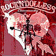 ヒメミコ/ROCK'N'DOLLESS