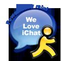 We Love iChat