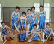 筑陽学園バスケットボール部