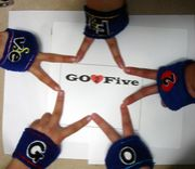 GO?Five=3とゆかいな仲間たち♪