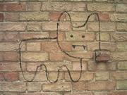 Pussy Graffiti Struck