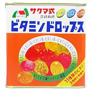 サクマ式ビタミンドロップス