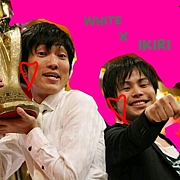 ★NON STYLE ☆ Ikiri ×white