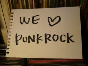 PUNK ROCK IS YOUR FRIEND!