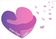 FREE HUGS-フリーハグinいわき