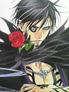 ZONE-00*黒薔薇憐児