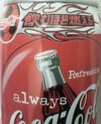 コカコーラ デザイン缶