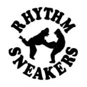 Rhythm Sneakers