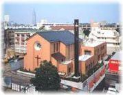 カトリック初台教会