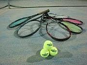 シングルステニス練習会