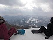 和歌山発、雪山へ滑りに行こう!